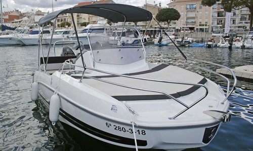 Charter Flyer 5 familial - Cambrils
